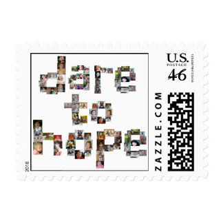 Dare To Hope Stamps