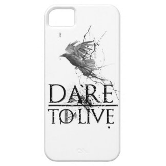 Dare to Live! iPhone SE/5/5s Case