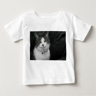 Dare to Look Into My Green Eyes Baby T-Shirt