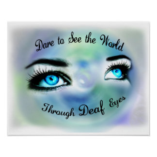 Dare to See the World Through Deaf Eyes2  poster
