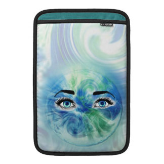 Dare to See the World Through Deaf Eyes case MacBook Sleeve