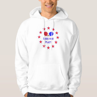 Dare You Play Ping Pong Pullover