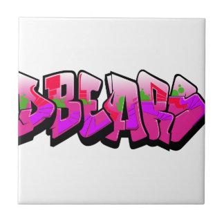 DareBears and DareBears4Tots merchandise Tile