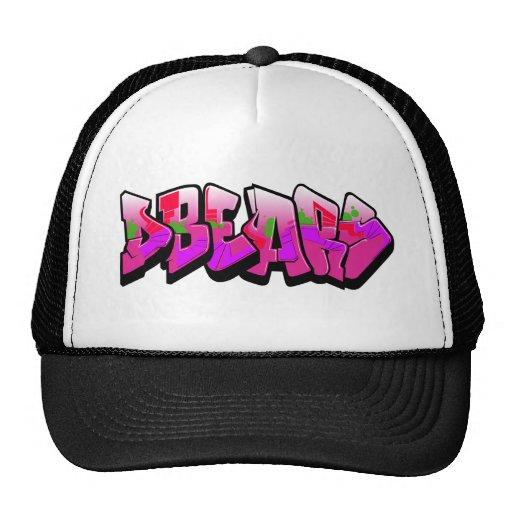 DareBears Graffitti line Trucker Hat