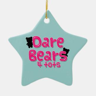 DareBears Products Ceramic Ornament