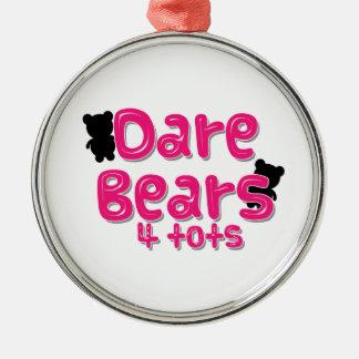 DareBears Products Metal Ornament