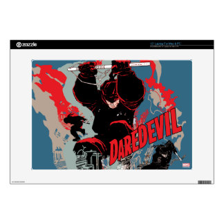 "Daredevil Action Graphic Skin For 15"" Laptop"