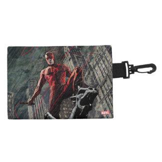Daredevil Atop A Gargoyle Accessory Bag