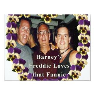 DAREDEVIL BARNEYGOod friends#2 Card