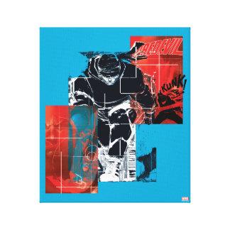 Daredevil Begins Canvas Print