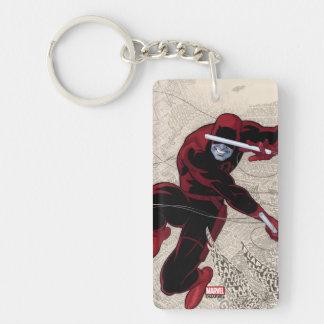 Daredevil City Of Sounds Keychain
