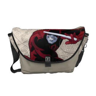 Daredevil City Of Sounds Messenger Bag