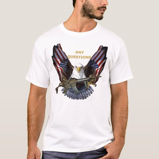 DAREDEVIL EAGLE PROTECTING AMERICA T-Shirt