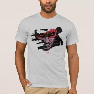 Daredevil Face Silhouette T-Shirt