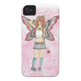 Daredevil Fairy Blackberry Cover iPhone 4 Cover
