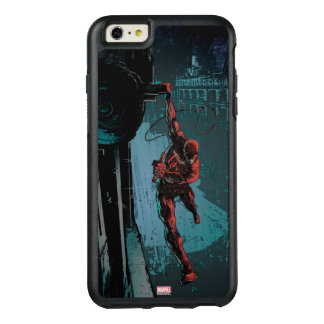 Daredevil Hanging From A Ledge OtterBox iPhone 6/6s Plus Case