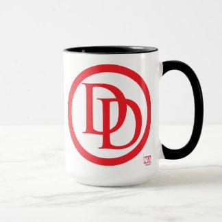 Daredevil Logo Mug