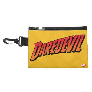 Daredevil Name Logo Accessory Bag
