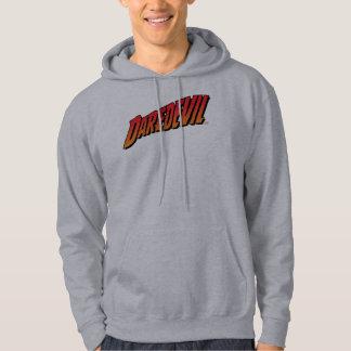 Daredevil Name Logo Hoodie