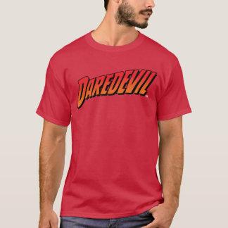 Daredevil Name Logo T-Shirt
