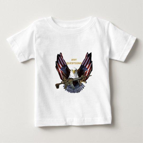 DAREDEVIL OBAMA CHANGE BABY T-Shirt