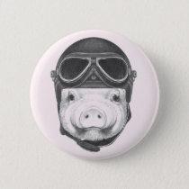 Daredevil Pig Button