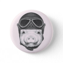 Daredevil Pig Button
