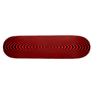Daredevil Red Skateboard Deck