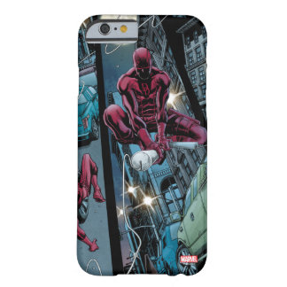 Daredevil Running Through The City Barely There iPhone 6 Case