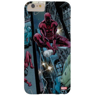 Daredevil Running Through The City Barely There iPhone 6 Plus Case