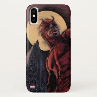 Daredevil Saga #1 iPhone X Case
