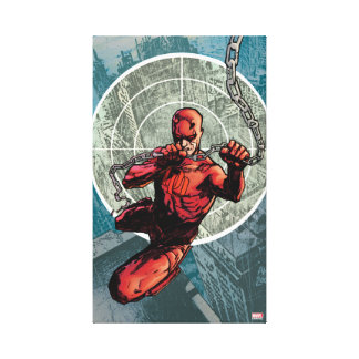 Daredevil Senses Canvas Print