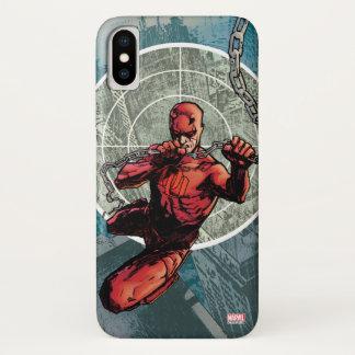 Daredevil Senses iPhone X Case