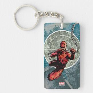 Daredevil Senses Keychain