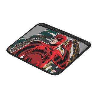 Daredevil Sensory Swirl MacBook Sleeve