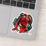 Daredevil Sensory Swirl Sticker