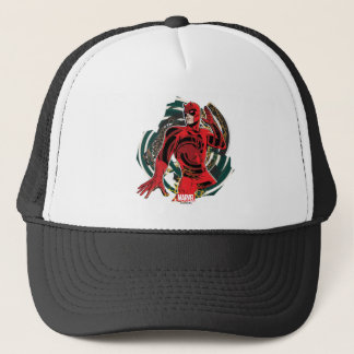 Daredevil Sensory Swirl Trucker Hat