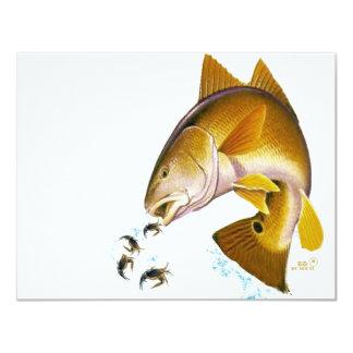DAREDEVIL slogans#11-redfish-cutout Card