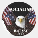 DAREDEVIL slogans Classic Round Sticker