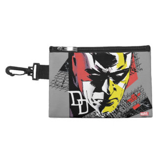 Daredevil Tri-Color Scaffolding Graphic Accessory Bag