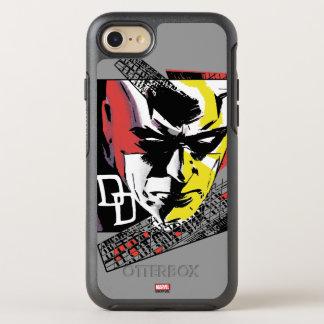 Daredevil Tri-Color Scaffolding Graphic OtterBox Symmetry iPhone 8/7 Case
