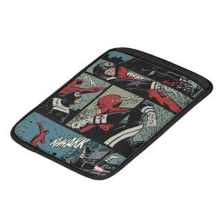 Daredevil Versus Bullseye iPad Sleeve