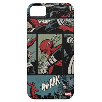 Daredevil Versus Bullseye iPhone SE/5/5s Case