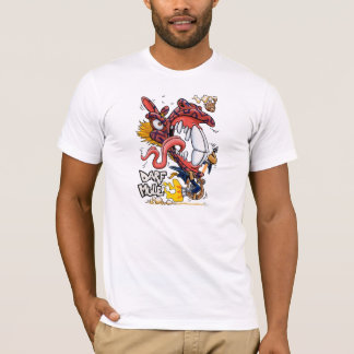 Darf Mule White T-Shirt