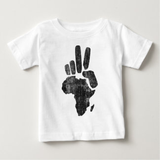 darfur africa peace hand baby T-Shirt