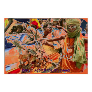 Darfur:  Against the Janjaweed II Poster