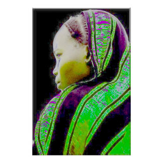Darfur Beauty Posters
