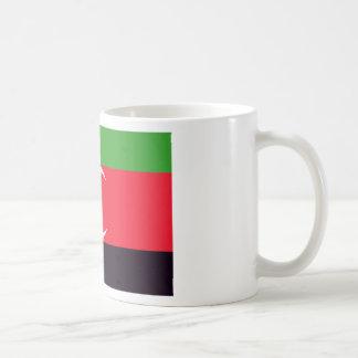 Darfur Flag Classic White Coffee Mug