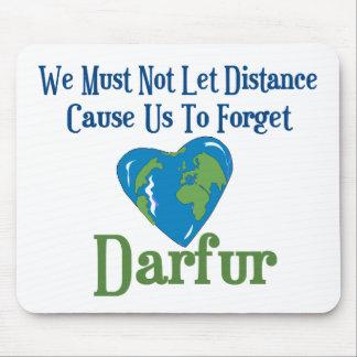 Darfur Heart 1 Mouse Pad