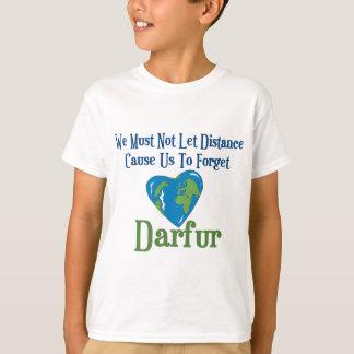 Darfur Heart 1 T-Shirt